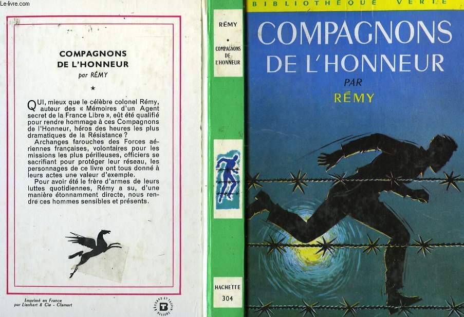 COMPAGNONS DE L'HONNEUR