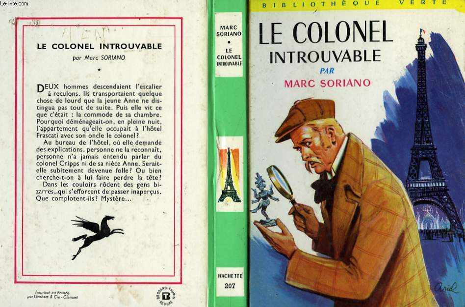 LE COLONEL INTROUVABLE