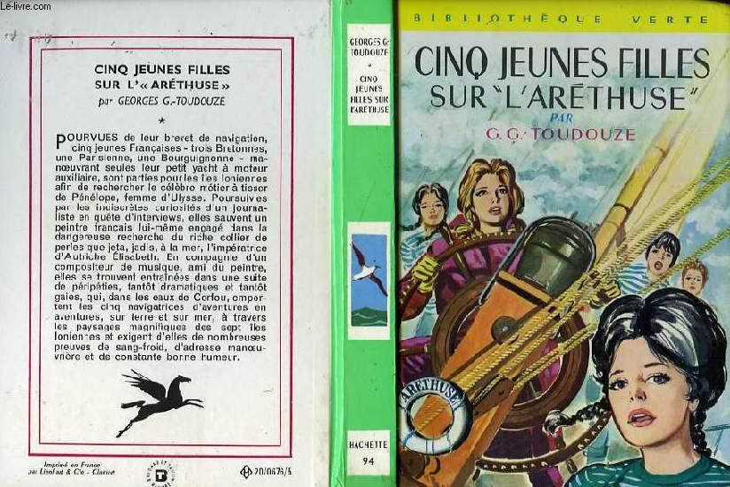 Les livres de la bibliothèque verte . - Page 5 RO70105779