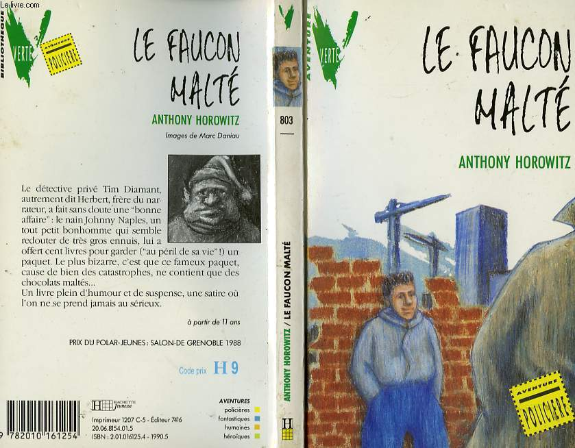LE FAUCON MALTE