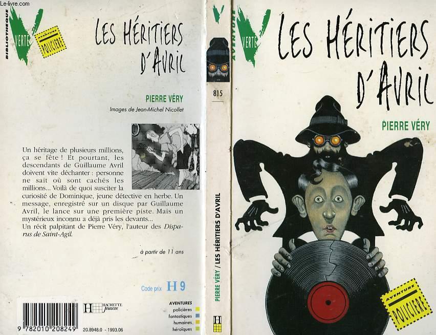 LES HERITIERS D'AVRIL