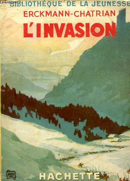 L'INVASION OU LE FOU YEGOF