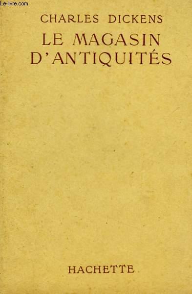 LE MAGASIN D'ANTIQUITES