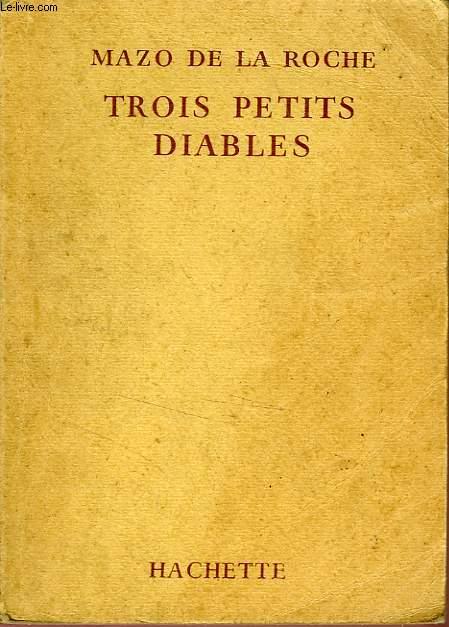 TROIS PETITS DIABLES