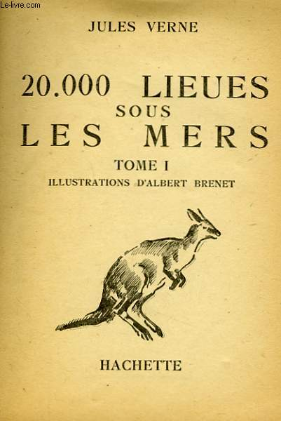 20 000 LIEUES SOUS LES MERS, TOMES 1 ET 2