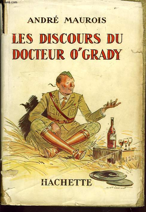 LES DISCOURS DU DOCTEUR O'GRADY