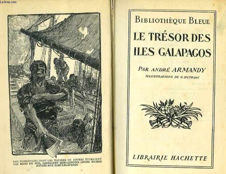 LE TRESOR DES ILES GALAPAGOS