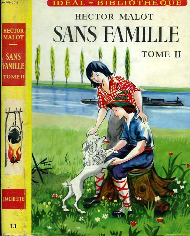 SANS FAMILLE, TOME 2