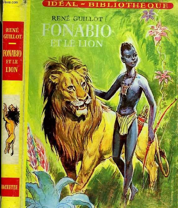 FONABIO ET LE LION