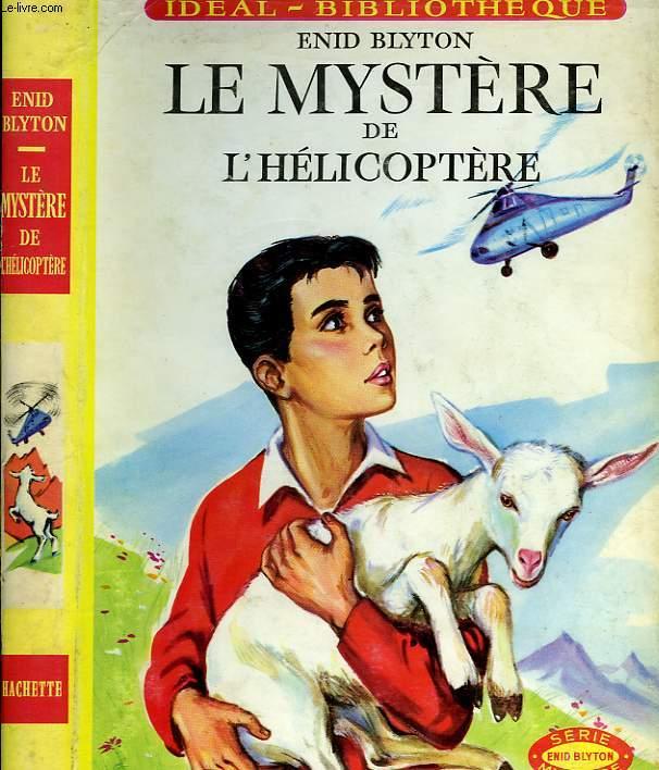 LE MYSTERE DE L'HELICOPTERE