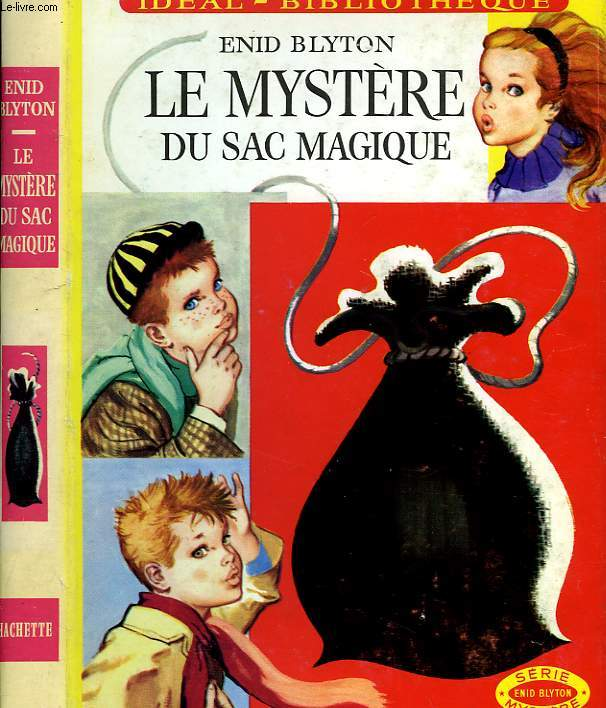 LE MYSTERE DU SAC MAGIQUE