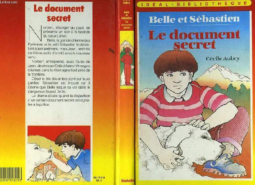 BELLE ET SEBASTIEN - LE DOCUMENT SECRET