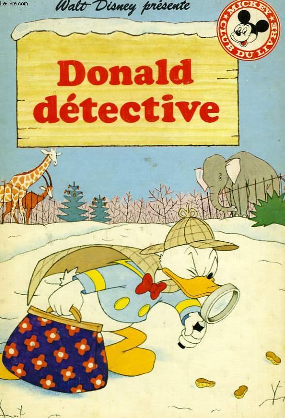 DONALD DETECTIVE
