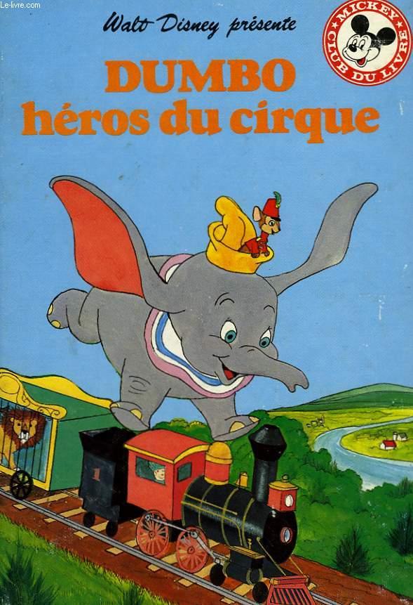 DUMBO HEROS DU CIRQUE