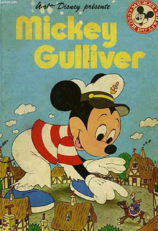 MICKEY GULLIVER