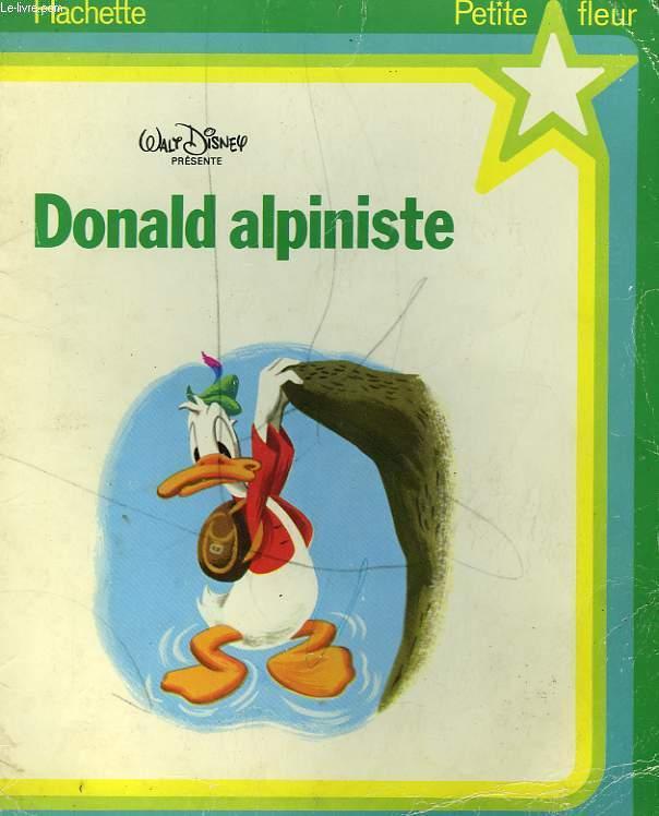 DONALD ALPINISTE
