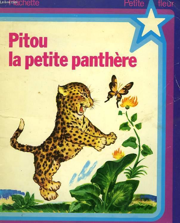 PITOU LA PETITE PANTHERE