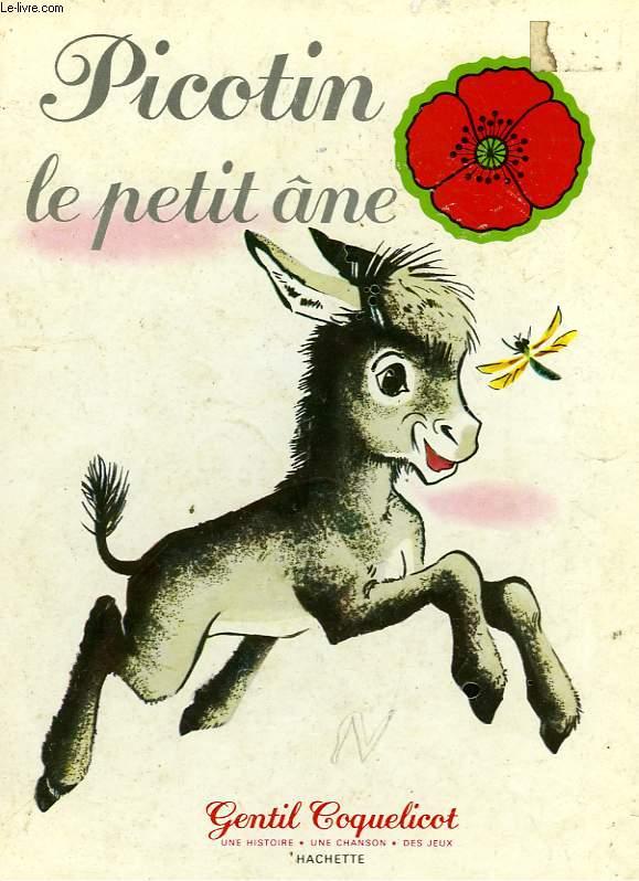 PICOTIN LE PETIT ANE