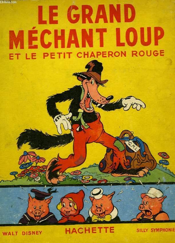 LE GRAND MECHANT LOUP ET LE PETIT CHAPERON ROUGE
