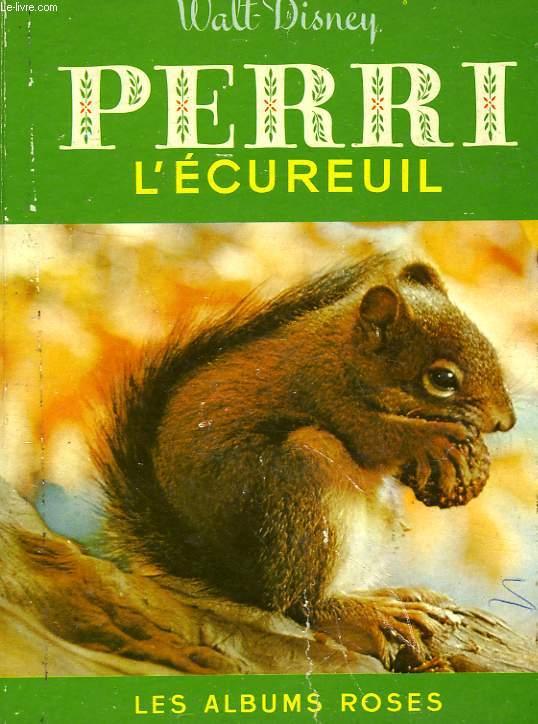 PERRI L'ECUREUIL