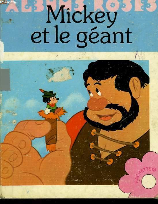 MICKEY ET LE GEANT