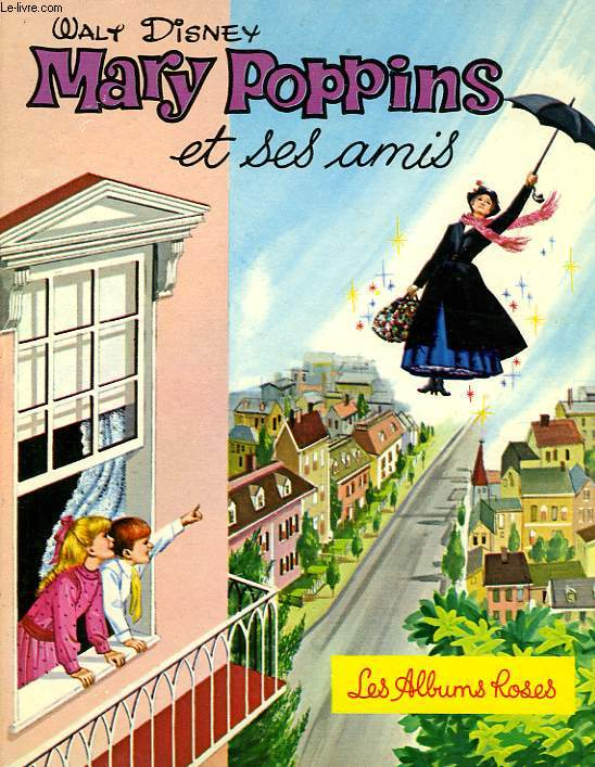MARY POPPINS ET SES AMIS