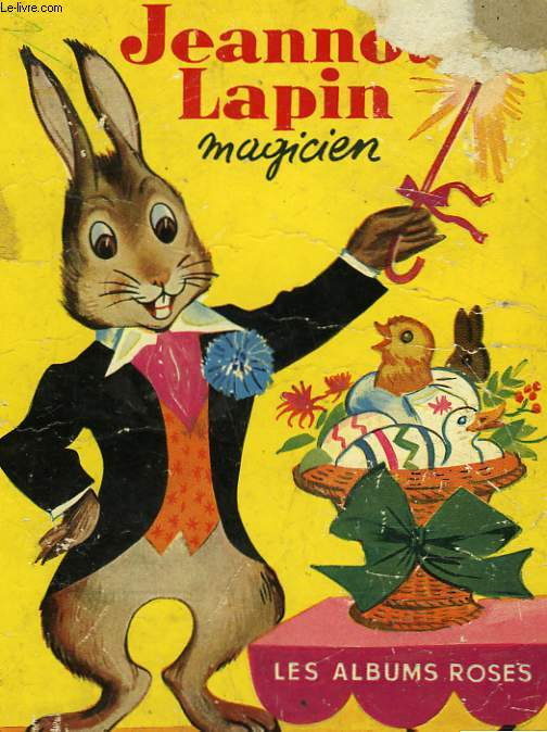 JEANNOT LAPIN MAGICIEN