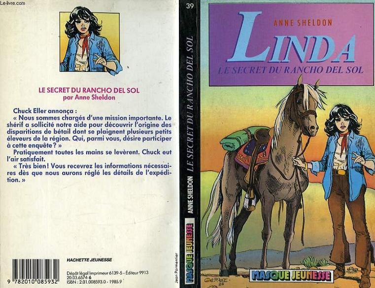 LINDA - LE SECRET DU RANCHO DEL SOL