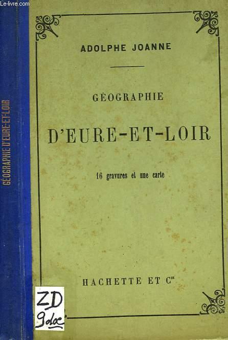 GEOGRAPHIE DE L'EURE-ET-LOIR