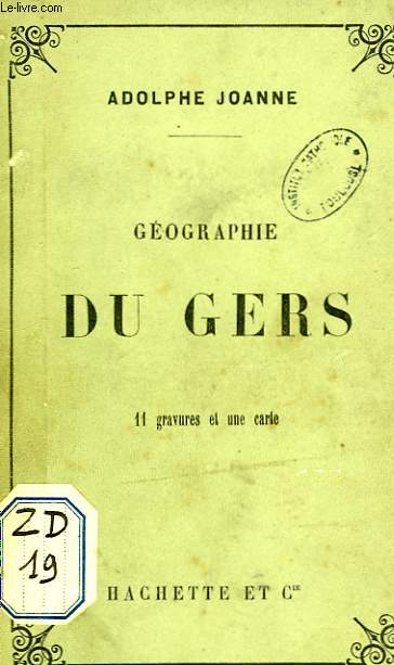 GEOGRAPHIE DU GERS
