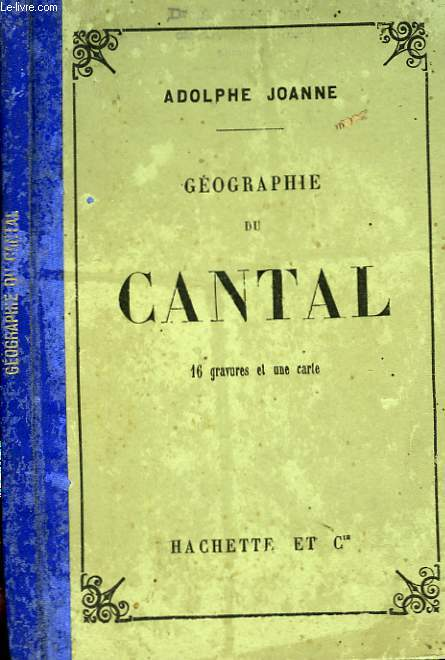 GEOGRPAHIE DU CANTAL