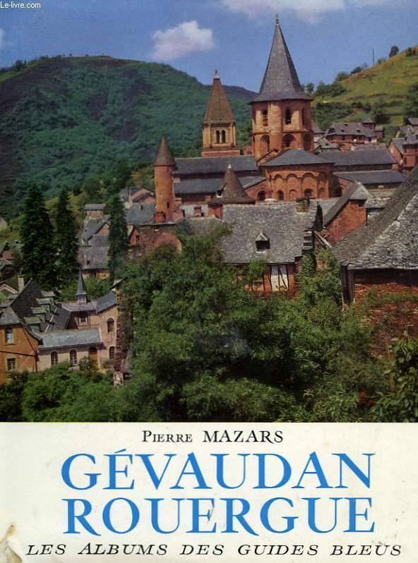 GEVAUDAN, ROUERGUE