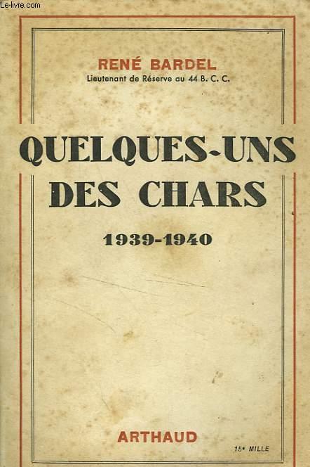 QUELQUES-UNS DES CHARS