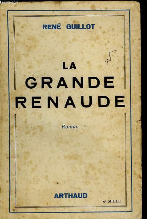 LA GRANDE RENAUDE