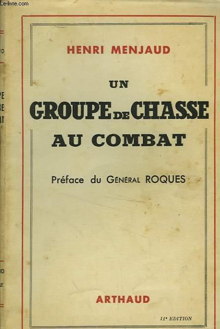 UN GROUPE DE CHASSE AU COMBAT