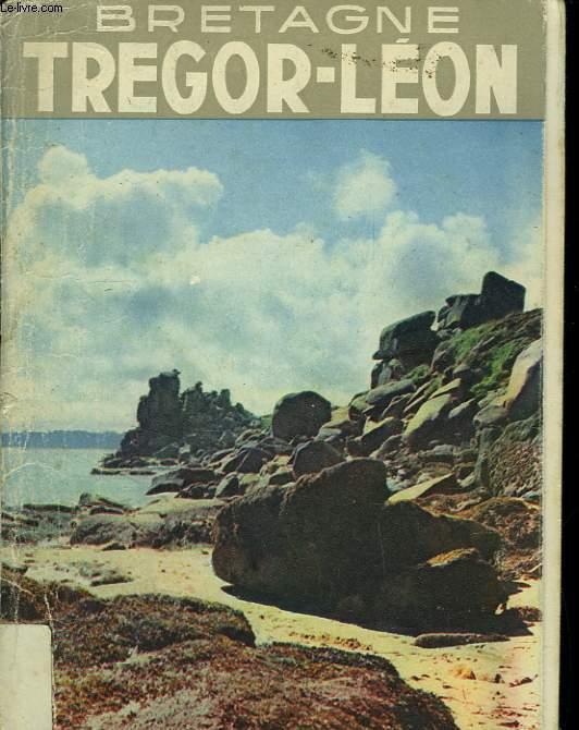 BRETAGNE TREGOR-LEON