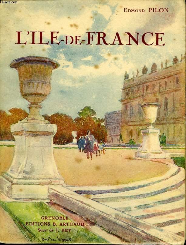L ILE DE FRANCE