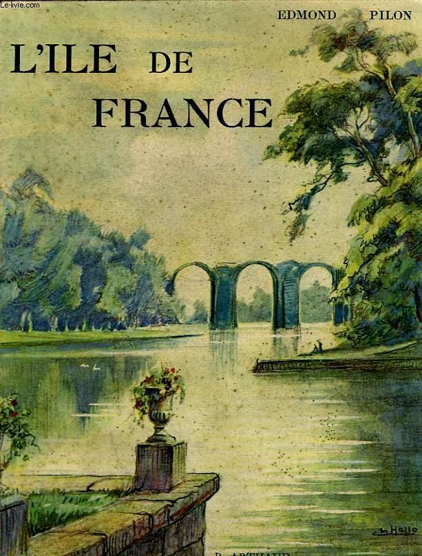 L' ILE DE FRANCE
