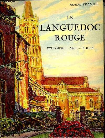 LANGUEDOC ROUGE ( TOULOUSE ALBI RODEZ )