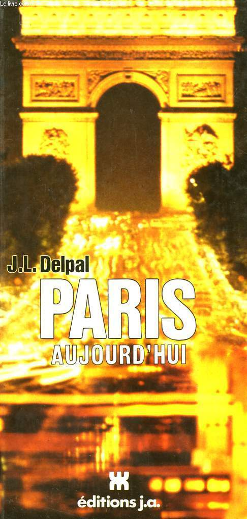 PARIS AUJOURD'HUI
