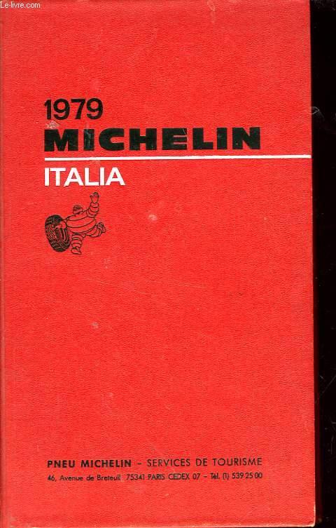 Guide Rouge Michelin Italie De Michelin Achat Livres Ref Ro70120246 Le Livre Fr