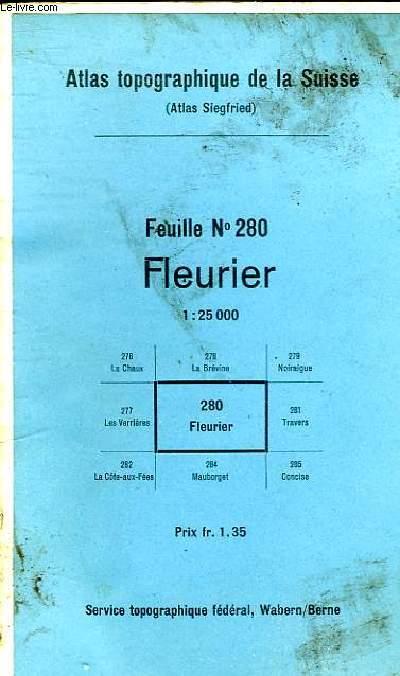 FLEURIER N°280
