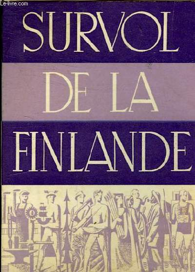 SURVOL DE LA FINLANDE - 2 EME EDITION