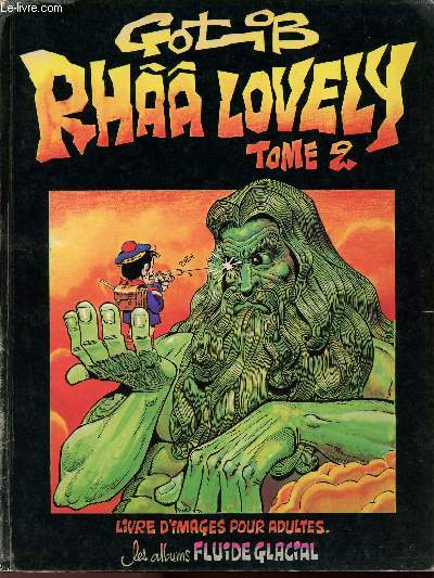 RHAA LOVELY - TOME 2.