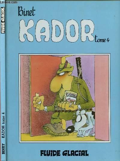 KADOR - TOME 4.