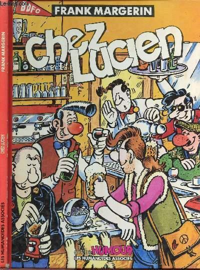 LUCIEN - TOME 2 : CHEZ LUCIEN.