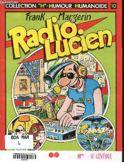 RADIO LUCIEN - TOME 1.