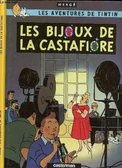 LES AVENTURES DE TINTIN - TOME 21 : LES BIJOUX DE LA CASTAFIORE.