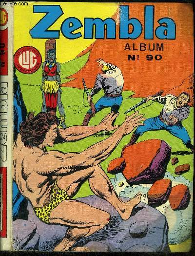 Zembla - Album n°90 - /n°368 uniquement