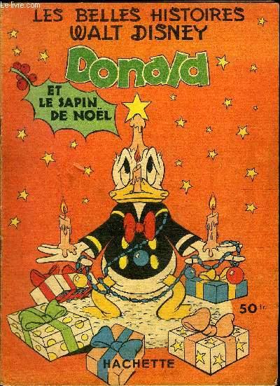 Les belles Histoires Mensuel n°49 - Donald et le sapin de Noël